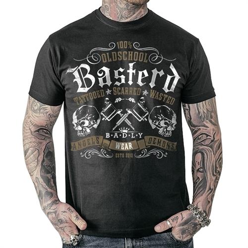 Badly - Oldschool Basterd, T-Shirt
