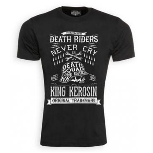 King Kerosin - Death Riders, T-Shirt