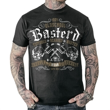 Badly - Oldschool Basterd, T-Shirt