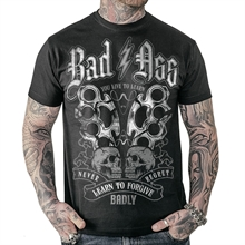 Badly - Bad Ass, T-Shirt