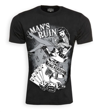 King Kerosin - Mans Ruin, T-Shirt