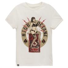 King Kerosin - High Octane, T-Shirt weiß