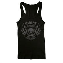 Badass Bastards - Blood & Ink, Muskelshirt