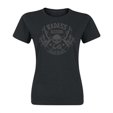 Badass Bastards - Blood & Ink, Girl-Shirt
