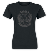 Badass Bastards - My Life My Rules, Girl-Shirt