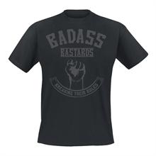 Badass Bastards - Break the rules, T-Shirt