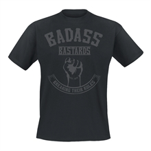 Badass Bastards - Break the rules, T-Shirt