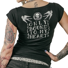 Badly - Only Bound To My Heart, Girl-Shirt