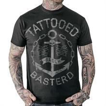 Badly - Tattooed Basterd, T-Shirt