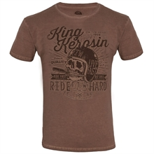 King Kerosin - Made In Hell, T-Shirt