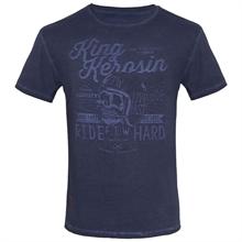 King Kerosin - Made In Hell, T-Shirt navy