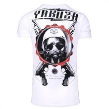 Yakuza - Helmet Skull, T-Shirt