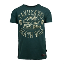 Yakuza - Death Will Find You, T-Shirt