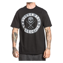 Sullen Clothing - All Day Badge, T-Shirt