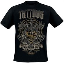 BadAss Bastards - Tattoo, T-Shirt